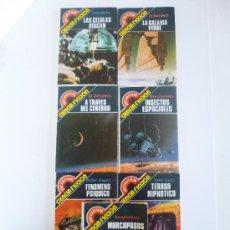 Livros em segunda mão: INFINITUM CIENCIA FICCIÓN. LOTE DE 6 NÚMEROS (61,62,63,64,65 Y 66). PRODUCCIONES EDITORIALES 1980. Lote 39040268
