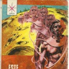 Libros de segunda mano: ESTE ES MI PLANETA. CLARK CARRADO. EDICIONES TORAY. BARCELONA. 1970. Lote 39309821