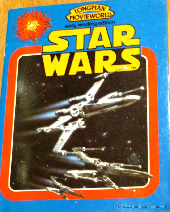 STAR WARS EASY READING EDITION LONGMAN AÑO 1988 (Libros de Segunda Mano (posteriores a 1936) - Literatura - Narrativa - Ciencia Ficción y Fantasía)