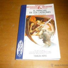Libros de segunda mano - ADVANCED DUNGEONS & DRAGONS Nº 17 - EL PRINCIPE DE LOS LADRONES - TIMUN MAS - 39936764