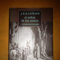 Libros de segunda mano - EL SEÑOR DE LOS ANILLOS, LA COMUNIDAD DEL ANILLO ED. MINOTAURO ED DE LUJO TAPA DURA - 40072369