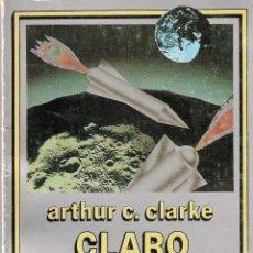 Libros de segunda mano: EDHASA NEBULAE CIENCIA FICCION ARTHUR C CLARKE CLARO DE TIERRA Nº 12. Lote 40431611