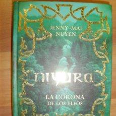 Livros em segunda mão: NIYURA. LA CORONOA DE LOS ELFOS. (MADRID, 2008).. Lote 40539601