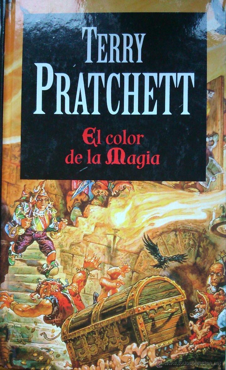 EL COLOR DE LA MAGIA, DE TERRY PRATCHETT (MUNDODISCO 1) (Libros de ...