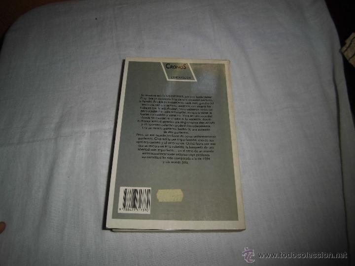 Libros de segunda mano: ESTE DIA PERFECTO IRA LEVIN EDICIONES DESTINO 1989.-1ª EDICION CRONOS CIENCIA FICCION - Foto 4 - 40569458