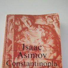 Libros de segunda mano: ISAAC ASIMOV HISTORIA ASIMOV CONSTANTINOPLA ALIANZA EDITORIAL. Lote 40677420