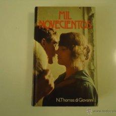Libros de segunda mano: MIL NOVECIENTOS. Lote 40689107