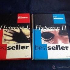 Libros de segunda mano: HYPERION, DAN SIMMONS. Lote 40758740