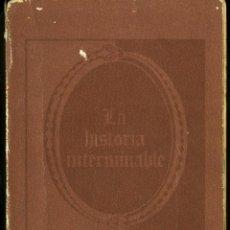 Libros de segunda mano: LA HISTORIA INTERMINABLE - MICHAEL ENDE. Lote 137758444