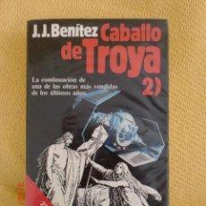 Libros de segunda mano: BENÍTEZ. CABALLO DE TROYA 2 . Lote 41077018