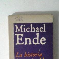 Libros de segunda mano: MICHAEL ENDE, LA HISTORIA INTERMINABLE,1983. Lote 41229987
