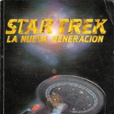 Libros de segunda mano: STAR TREK. LA NUEVA GENERACION. GUIA DE CAPITULOS. ALBERTO SANTOS. Lote 41255836