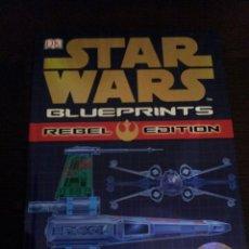 Libros de segunda mano: STAR WARS. BLUEPRINTS. REBEL EDITION. Lote 42095734
