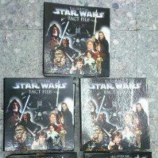 Libros de segunda mano: THE OFFICIAL STAR WARS. FACT FILE. (5 ARCHIVADORES). A-LITFAN-0084. Lote 42354770