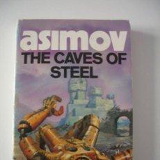 Libros de segunda mano: EN INGLES / ENGLISH THE CAVES OF STEEL ISAAC ASIMOV. Lote 277527388
