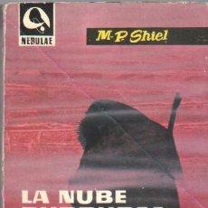 Libros de segunda mano: NEBULAE Nº 87 EDHASA 1962 - M.P.SHIEL - LA NUBE PURPUREA - 273PGS.. Lote 42385461