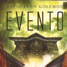Libros de segunda mano: NOVELA-EVENTO DAVID LYNN GOLEMON-FACTORIA DE IDEAS 2011-CIENCIA FICCION. Lote 42459557