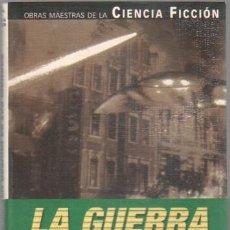 Libros de segunda mano - H.G.WELLS - LA GUERRA DE LOS MUNDOS - OBRAS MAESTRAS DE CIENCIA FICCION - PLANETA - 42700661