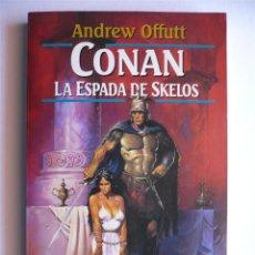 CONAN. LA ESPADA DE SKELOS - ANDREW OFFUTT - MARTINEZ ROCA
