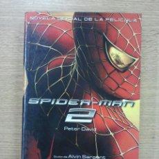 Libros de segunda mano: SPIDERMAN 2 (NOVELA OFICIAL DE LA PELICULA) (ALBERTO SANTOS). Lote 42833525