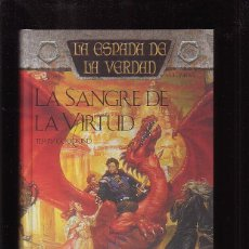 Libros de segunda mano: LA ESPADA DE LA VERDAD VOLUMEN 5 , LA SANGRE DE LA VIRTUD - EDITA: TIMUS MAS. Lote 91237873