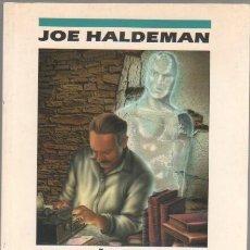 Libros de segunda mano: NOVA CIENCIA FICCION Nº 77 - JOE HALDEMAN - EL ENGAÑO HEMINGWAY - 1ª EDICIÓN 1995 - 223 PAGINAS. Lote 43297393