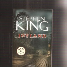 Libros de segunda mano: JOYLAND STEPHEN KING. Lote 43413163