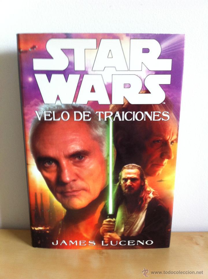 Libros de segunda mano: STAR WARS. ALBERTO SANTOS EDITOR. 7 TOMOS. JAMES LUCENO, ALAN DEAN FOSTER, MICHAEL REAVES... - Foto 5 - 43421318