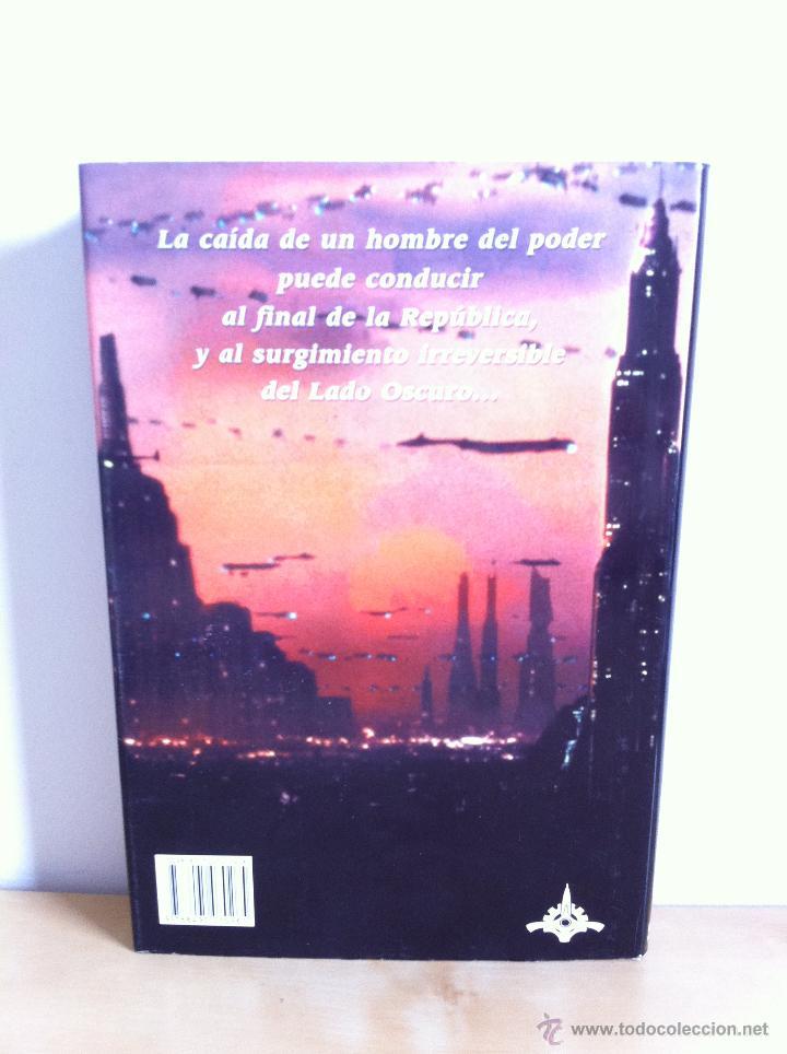 Libros de segunda mano: STAR WARS. ALBERTO SANTOS EDITOR. 7 TOMOS. JAMES LUCENO, ALAN DEAN FOSTER, MICHAEL REAVES... - Foto 6 - 43421318