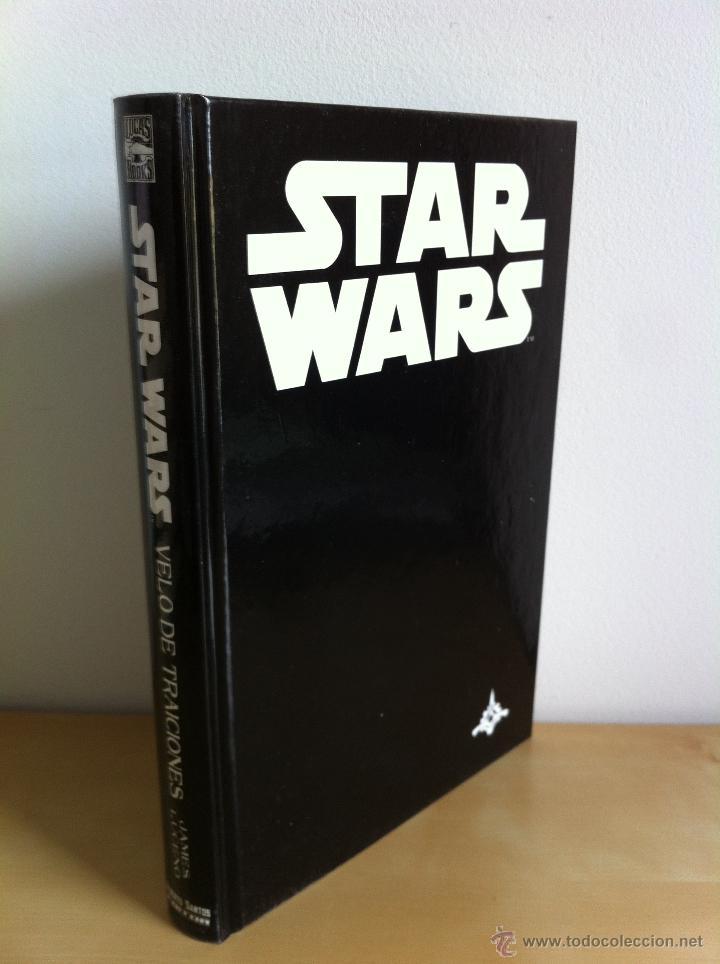 Libros de segunda mano: STAR WARS. ALBERTO SANTOS EDITOR. 7 TOMOS. JAMES LUCENO, ALAN DEAN FOSTER, MICHAEL REAVES... - Foto 7 - 43421318