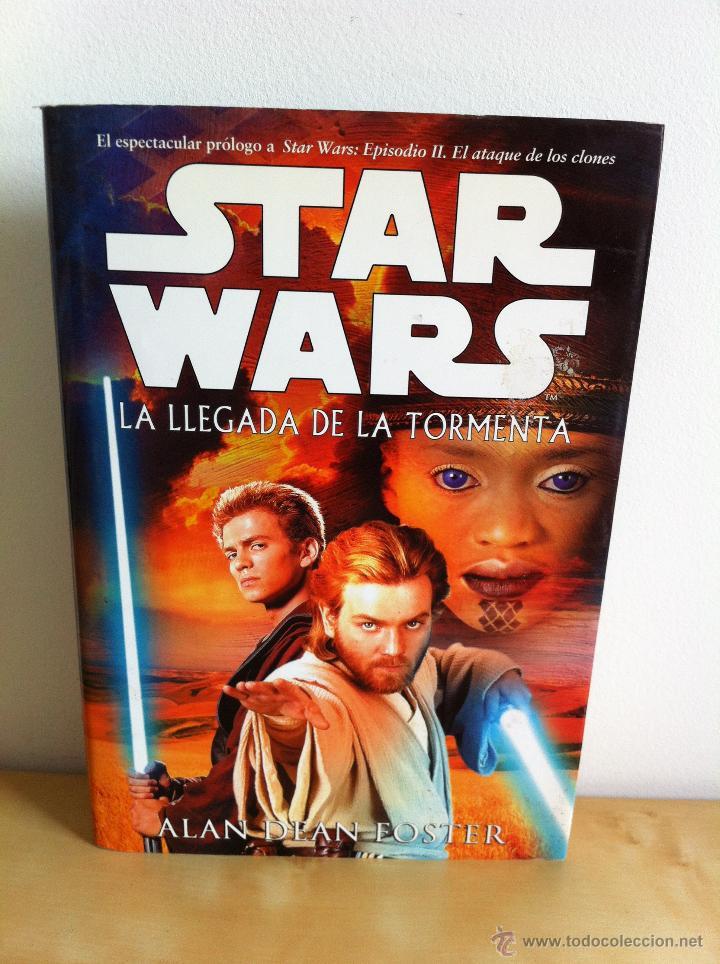 Libros de segunda mano: STAR WARS. ALBERTO SANTOS EDITOR. 7 TOMOS. JAMES LUCENO, ALAN DEAN FOSTER, MICHAEL REAVES... - Foto 11 - 43421318