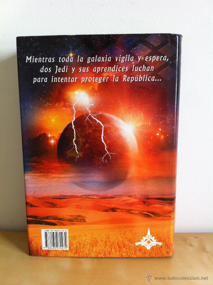 Libros de segunda mano: STAR WARS. ALBERTO SANTOS EDITOR. 7 TOMOS. JAMES LUCENO, ALAN DEAN FOSTER, MICHAEL REAVES... - Foto 12 - 43421318
