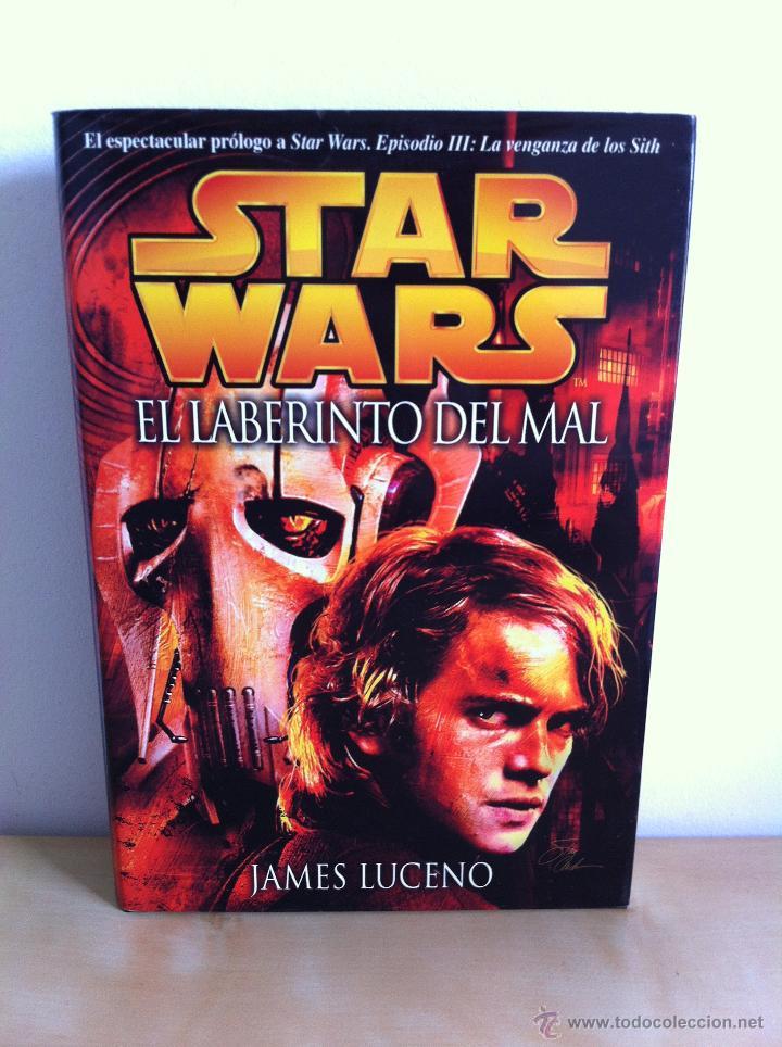 Libros de segunda mano: STAR WARS. ALBERTO SANTOS EDITOR. 7 TOMOS. JAMES LUCENO, ALAN DEAN FOSTER, MICHAEL REAVES... - Foto 17 - 43421318