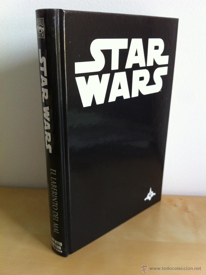 Libros de segunda mano: STAR WARS. ALBERTO SANTOS EDITOR. 7 TOMOS. JAMES LUCENO, ALAN DEAN FOSTER, MICHAEL REAVES... - Foto 19 - 43421318