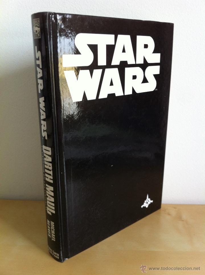 Libros de segunda mano: STAR WARS. ALBERTO SANTOS EDITOR. 7 TOMOS. JAMES LUCENO, ALAN DEAN FOSTER, MICHAEL REAVES... - Foto 25 - 43421318