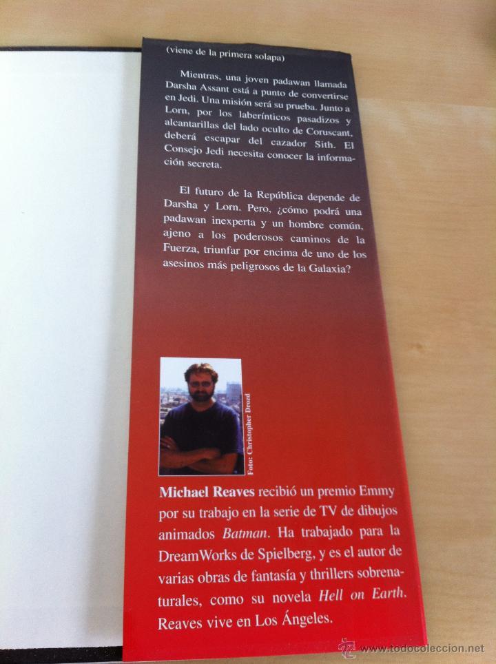 Libros de segunda mano: STAR WARS. ALBERTO SANTOS EDITOR. 7 TOMOS. JAMES LUCENO, ALAN DEAN FOSTER, MICHAEL REAVES... - Foto 28 - 43421318