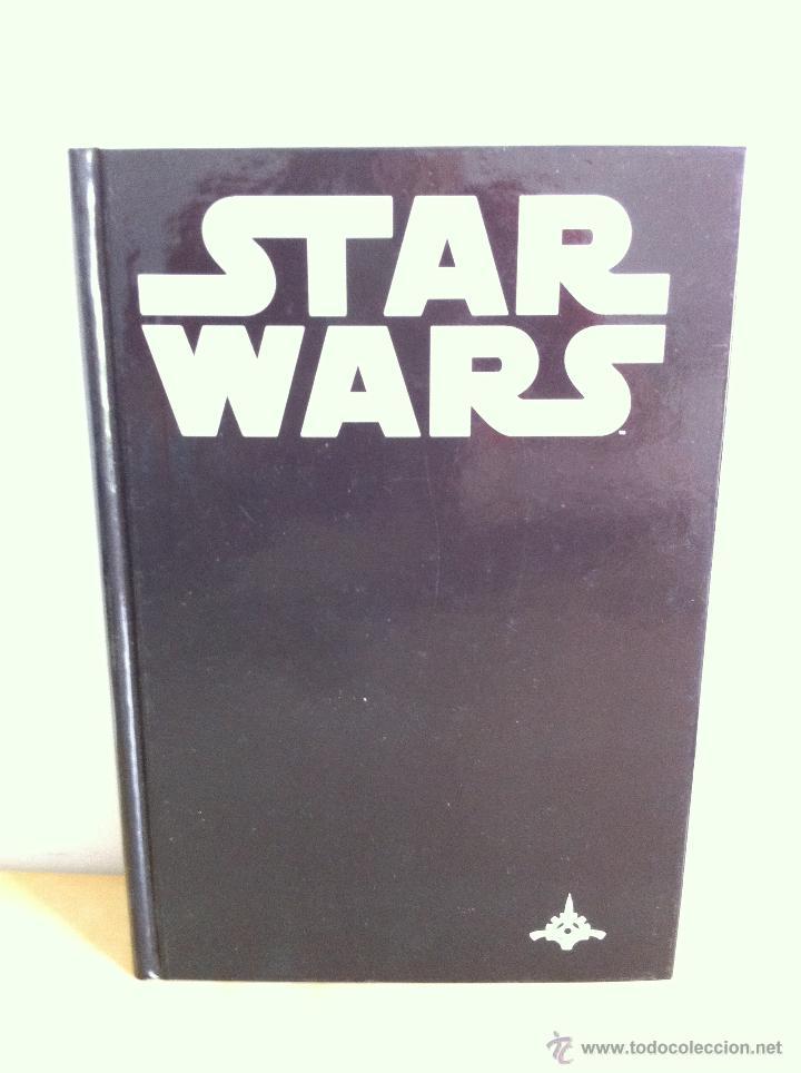 Libros de segunda mano: STAR WARS. ALBERTO SANTOS EDITOR. 7 TOMOS. JAMES LUCENO, ALAN DEAN FOSTER, MICHAEL REAVES... - Foto 29 - 43421318