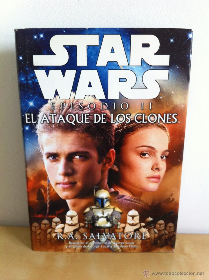 Libros de segunda mano: STAR WARS. ALBERTO SANTOS EDITOR. 7 TOMOS. JAMES LUCENO, ALAN DEAN FOSTER, MICHAEL REAVES... - Foto 34 - 43421318