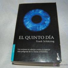 Libros de segunda mano: EL QUINTO DIA. Lote 43503049