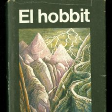 Libros de segunda mano: EL HOBBIT - J.R.R. TOLKIEN (TAPA DURA CON SOBRECUBIERTA, MINOTAURO). Lote 43507015