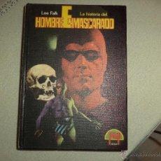 Libros de segunda mano: LEE FALK- LA HISTORIA DEL HOMBRE ENMASCARADO- PULP COLECCIÓN Nº 1.- 1973.. Lote 179394772