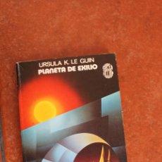 Libros de segunda mano: SUPER FICCION Nº 49: PLANETA DE EXILIO; URSULA K. LE GUIN; EDICIONES MARTINEZ ROCA. Lote 43769011