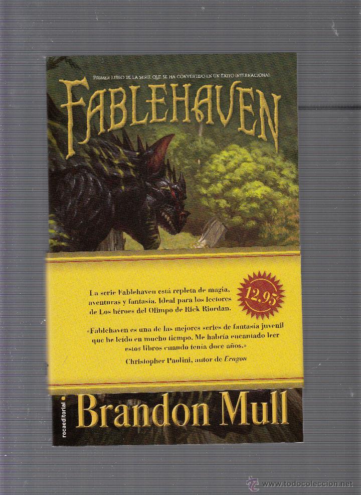 Fablehaven 1 Comprar Libros De Ciencia Ficcin Y Fantasa En