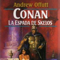 Libros de segunda mano: CONAN LA ESPADA DE SKELOS NUMERO 59 - ANDREW OFFUTT - CJ130. Lote 44455978
