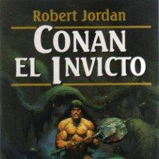 Conan El Invicto Numero 53 - Robert Jordan - CJ130