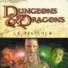 Libros de segunda mano: DUNGEONS AND DRAGONS, LA PELICULA, TIMUN MAS. Lote 44753927