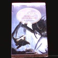 Libros de segunda mano: J.R.R. TOLKIEN. EL SEÑOR DE LOS ANILLOS. MINOTAURO. Lote 89333382