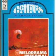 Libros de segunda mano: SELECCIONES GÉMINIS DE CIENCIA FICCION. Nº 1. EDC. GÉMINIS 1967. (RF.MA). Lote 45136763