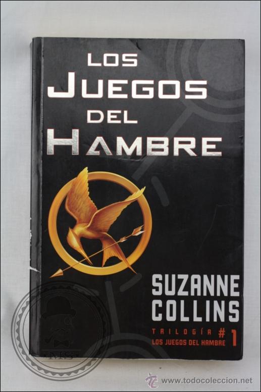 Libro Los Juegos Del Hambre Trilogia Nº 1 S Comprar Libros De