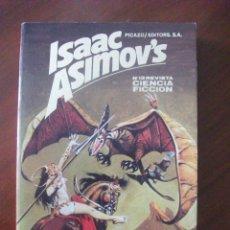 Libros de segunda mano: ISAAC ASIMOVS REVISTA CIENCIA FICCION Nº 12 . Lote 45494576